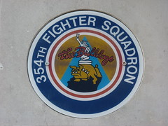 354th Fighter Squadron badge ( Claire ) Tags: station 3d memorial no group 4th 11 wellington ww2 mustang statueofliberty dday bulldogs cambridgeshire raf airfield 122 secondworldwar squadron thunderbolt p51 vickers worldwartwo p47 usaaf prg eighthairforce bombercommand steeplemorden 4thfightergroup vickerswellington 355thfg 355thfightergroup thebulldogs 354thfightersquadron 4thfg station122 3dphotographicreconnaissancegroup