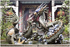 Dragon Fountain