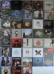 Collection (Pâmela B.) Tags: justin boy red hot fall marilyn out is chili cobra coldplay nirvana timberlake mason romance collection tai kings leon foo kol cds fighters academy dvds avril shakira starship chemical eminem a7x fob lavigne the mcr mgmt avenged sevenfold ued kesha pappers my of