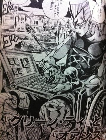 超像可動JOJO冒險野郎第五部 銀色戰車