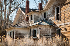 hiawatha home (Sam Scholes) Tags: old light shadow house building abandoned home digital dark utah nikon mine industrial apartments apartment decay mining coal hiawatha d300 kingcoal kingmine usfco unitedstatesfuelcompany