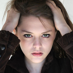 Imogen (unexpectedtales) Tags: woman beautiful face fashion wow women pretty tales stunning unexpected unexpectedtales imogenx