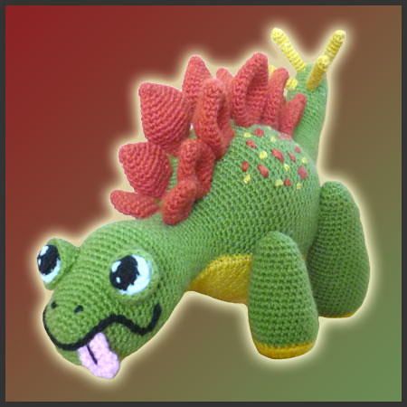 The Worlds Best Photos Of Crochet And Stegosaurus Flickr Hive Mind