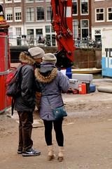 Random people (Job Thomas) Tags: netherlands amsterdam cheese boat iamsterdam pigeons nederland tram magerebrug vondelpark annefrank westerkerk annefrankhouse