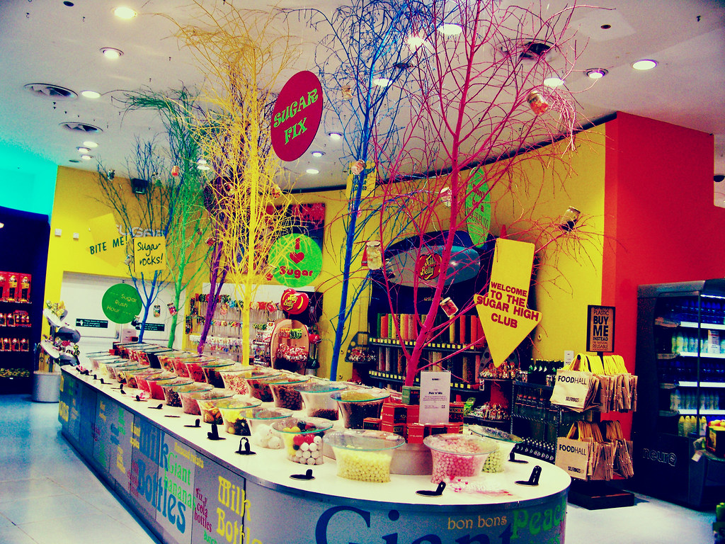 Funky Candy Shop is an e-commerce site that sells a wide range of quality old-fashioned and retro sweets, as well as imported American treats and sodas. You can buy your sweets by the weight in the pick n mix section, just like you would in your local sweet shop or get hold of the latest flavour of Jelly Belly bean! Funky Candy Shop also offers natural alternatives to sweets, as well as sugar.