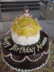 Princess cake by Kathy N.