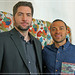 The Establishing Shot: PORTRAITS - Drew Goddard & Jesse Williams talk The Cabin In The Woods - The Soho Hotel, London