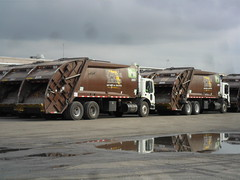 Florida Refuse Mack REL (Fire Rescue Photography) Tags: trash truck garbage mr rear collection rubbish end waste refuse loader load mack rl sanitation rel 2049 2055 2061 mcneilus republicservices rearloader rearload floridarefuse