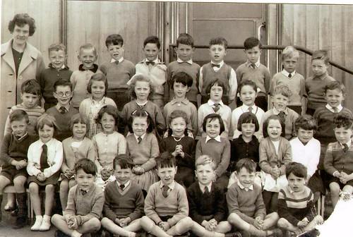 Skeryvore Pre School pic, 1959