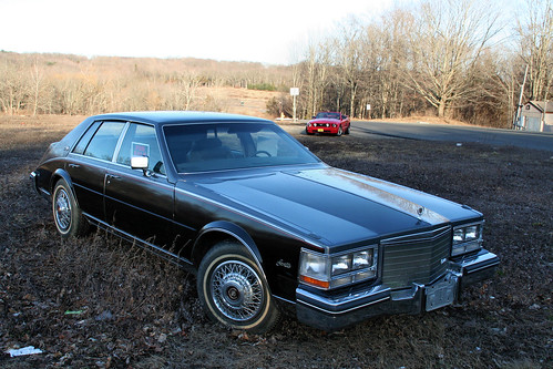 1985 Cadillac Seville Elegante A Photo On Flickriver