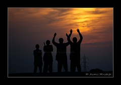 IMG_5840 (Awais.M (100k+ Views Thank you )) Tags: pakistan sunset canon sigma khan punjab 70200 f28 khanpur 60d rahimyar