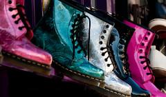 DocMartins outside Scorpio (stewartcant) Tags: nikon durham boots doctor footwear martins lightroom docmartin dms d300