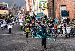 Dublin 2012 - St. Patrick's Day Parade (infomatique) Tags: ireland dublin europe parade stpatricksday 2012 stpatricksfestival streetsofdublin infomatique photographedbywilliammurphy stpatricksfestival2012 infomatiquepatricksday2012