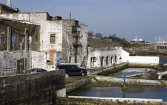 at last.............. (Wendy:) Tags: sea rust decay pools painter bathing derelict tidal dunlaoghairebaths tp138