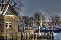 ... Maartensgat ... (Schapekop) Tags: nederland dordrecht hdr zuidholland maartensgat schapekop theohappe