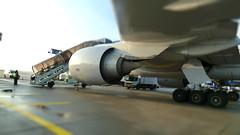 Frankfurt Airport Tiltshift (A.Currell) Tags: tarmac plane germany airplane deutschland miniature airport europa europe european republic frankfurt union capital fake eu shift maker tilt federal bundesrepublik tiltshift tiltshiftmaker