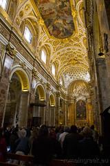 "San Luigi dei Francesi • <a style=""font-size:0.8em;"" href=""http://www.flickr.com/photos/89679026@N00/7039861525/"" target=""_blank"">View on Flickr</a>"