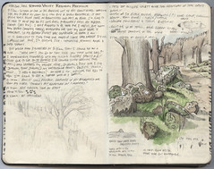 Round Valley Regional Preserve (The Hike Guy) Tags: moleskine hiking backpacking notebooks moleskinerie notebookism