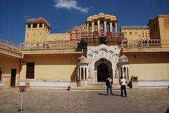 Wind Palace (Let Ideas Compete) Tags: india wind mahal palace jaipur rajasthan hawamahal hawa indianculture incredibleindia