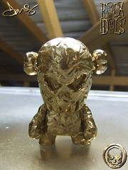 Rock Idols: Death Metal prototype (DMS One) Tags: metal toy death skull designer dms