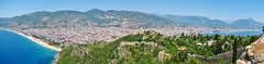 alanya panorama from the castle (Ozgurmulazimoglu) Tags: turkey trkiye alanya turkei