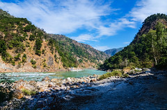 In The Sands of Time (_Amritash_) Tags: mountains river landscape sand rocks himalayas ganges garhwalhimalayas outerhimalayas inthesandsoftime
