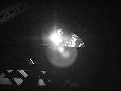 Rhett Is On The Old Railroad Bridge To Film!
