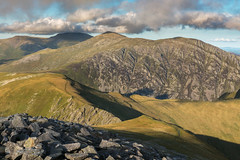'Bwlch Y Marchlyn' - Elidir Fawr, Snowdonia (Kristofer Williams) Tags: mountain mountains wales landscape outdoor hiking snowdonia hillwalking carneddau penyrolewen elidirfawr mynyddperfedd bwlchymarchlyn