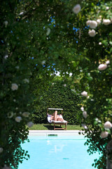 "il giardino - bed and breakfast ""il Casale"" San Giovanni in Marignano (Rimini) (bed and breakfast il Casale 