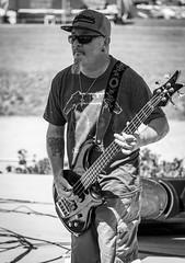 7P7A7855 (Mark Ritter) Tags: drums guitar band bnw murrieta soop relayforlifebass