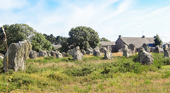 Carnac (m-g-c photographie) Tags: old panorama house france nature rock stone landscape roc photo brittany europe outdoor ngc bretagne panoramic breizh mgc paysage maison rocher roche ancien panoramique alignment carnac dehors alignement menhir exterieur alignementdecarnac alignmentofcarnac