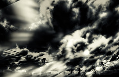How Electricity Effects Our Life (Texas Finn) Tags: artdigital shockofthenew awardtree