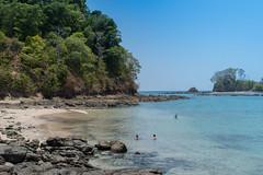 Beach on Coiba, Panama