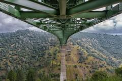 RHM_1650-1386.jpg (RHMImages) Tags: california bridge trees landscape us nikon unitedstates under auburn historic foresthill d810