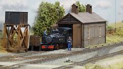 DSC00208 (BluebellModelRail) Tags: buckinghamshire may exhibition aylesbury bankholiday modelrailway charmouth 2016 railex o165 stokemandevillestadium rdmrc