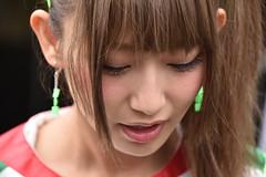 DSC_0968 (hideto_n) Tags: portrait cute girl car japan race nikon pretty racing d750 motor suzuka  motorshow rq   pitwalk racequeen        s