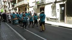 video - Coral Humoristic (Hear and Their) Tags: coral video fiesta dancing barceloneta humoristic