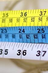 36-24-36 ($udhakar) Tags: blue white yellow 50mm tape f18 iso1600 measuringtape 150s smcpa50mmf17 wwwsudhakarcom pentaxk5 363436