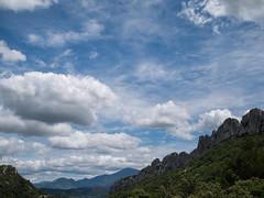 14/365 (jameswrodriguezphotography) Tags: sky france mountains clouds provence peaks ventoux dentelles mtventoux dentellesdemontmirail