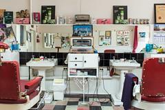 Sunshine (Westographer) Tags: sunshine vintage suburbia australia melbourne oldschool barber hairdresser westernsuburbs