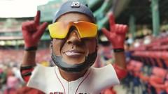 David Ortiz gnome night (bpephin) Tags: summer boston baseball redsox fenway mass 34 ortiz mlb