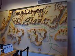 Chaco Culture National Historical Park (Jasperdo) Tags: chacoculturenationalhistoricalpark chacoculture nps nationalparkservice chacocanyon newmexico visitorcenter reliefmap map