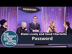 Password with Blake Lively and Good Charlotte (Download Youtube Videos Online) Tags: with charlotte good blake password lively