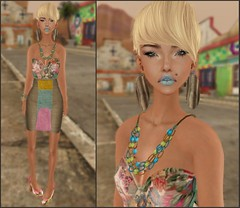 LOTD31 (Sery Darkrose) Tags: girls portrait italy fashion hair jack blog skin free spoon blogger gato gift cosmetics duh burley mock taketomi dekade hluzza