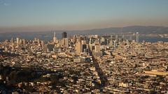 the city by the bay (.OhSoBoHo) Tags: sanfrancisco california panorama canon cityscape view twinpeaks citybythebay canoneos40d