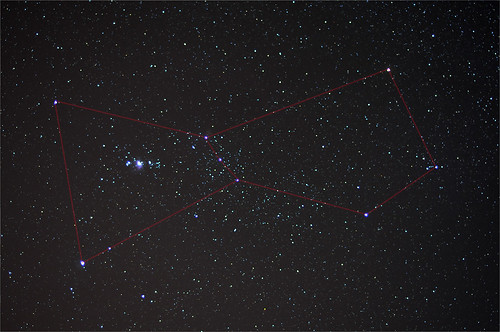 Orion - Nikon D300 - 50mm prime lens