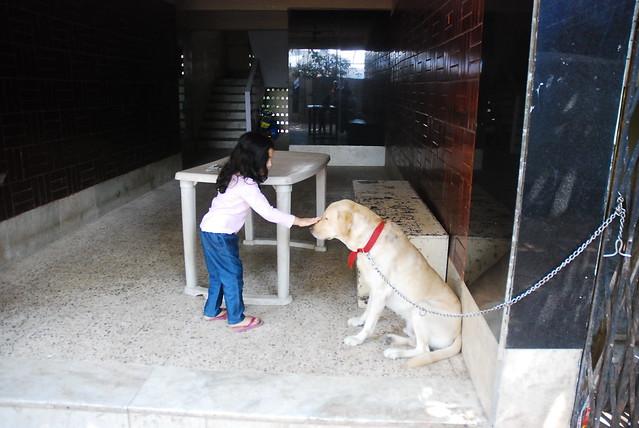 Marziya Shakir and Lucky