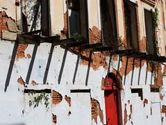 Unlucky 13 (Ken Meegan) Tags: oldsanjuan puertorico reddoor viejosanjuan derelicthouse unlucky13 callesanjosé 2722012