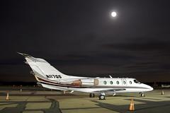 N117QS  Beechcraft  B400A BeechJet  EJA  KFDK  20120308 ( concord) Tags: usa airport md aircraft jet maryland airline beechcraft frederick netjets eja fdk kfdk frederickmunicipalairport 04015001 31662 n117qs beechcraft400abeechjet 20120308