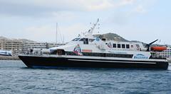 port puerto boat barco ibiza eivissa formentera marzo baleares maverick balearic balears dslra700 baleraria